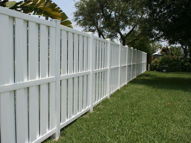 Types Of Vinyl Fence Fences